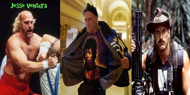 Jesse Ventura WWF